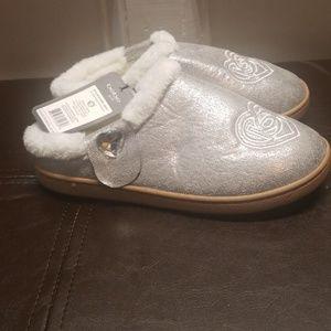 Bebe girls slippers